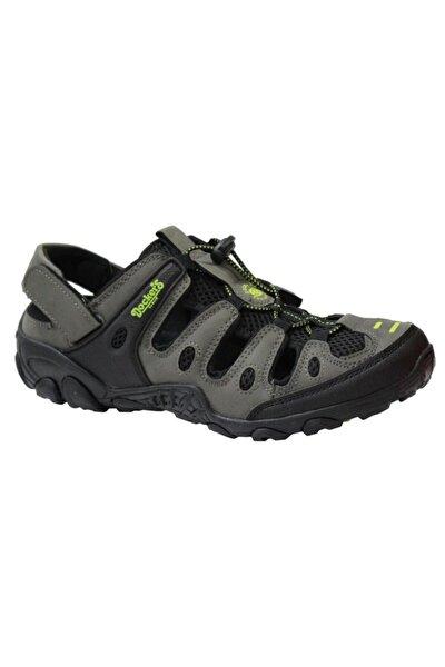 216504 Koyu Gri Erkek Sandalet 100234565