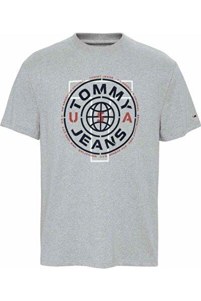 Erkek Tj Circle Logo T-shirt