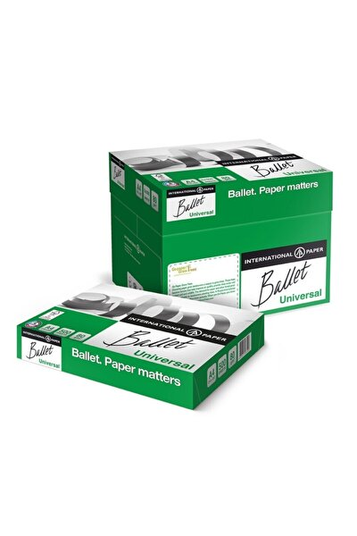 A3 Fotokopi Kağıdı 80 Gr 500'lü Beyaz (5 Paket)