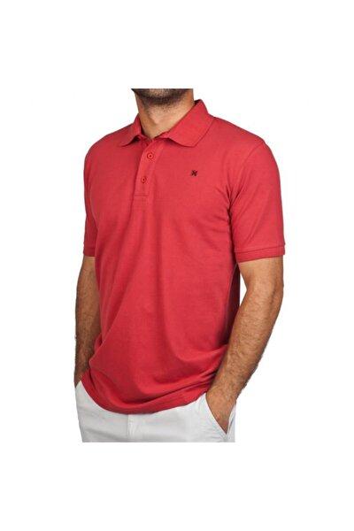 381229 Erkek Kırmızı Polo Tişört