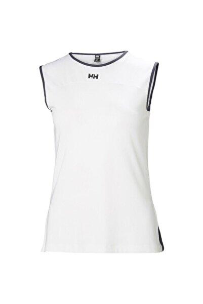 W Hp Code Zero Top Bayan T-shirt Beyaz