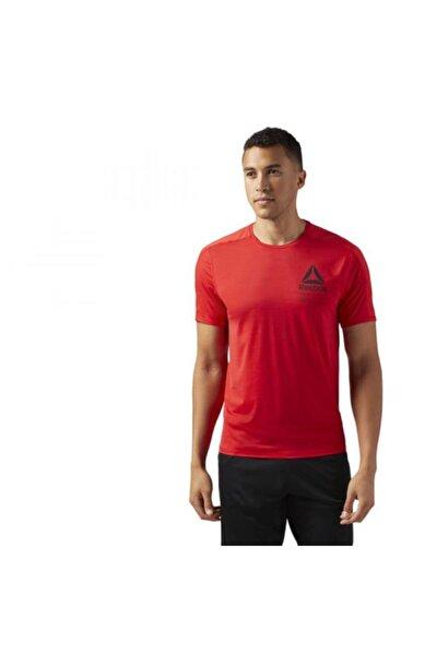 Cf3749 Erkek Kırmızı Tişört