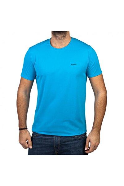 241219 Mavi Erkek Spor Tişört