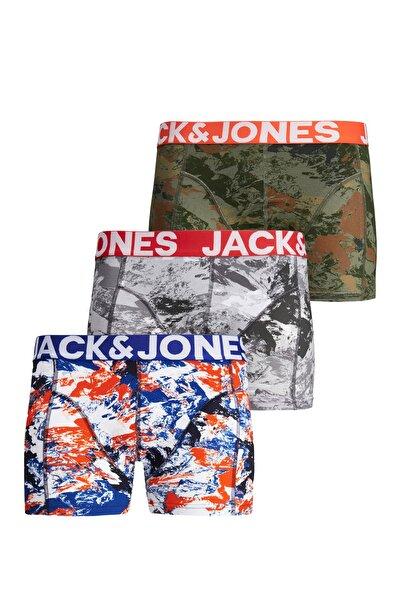 Jack Jones 3 Lü Boxer Paket - 1218543jj