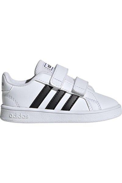 GRAND COURT I Beyaz Unisex Çocuk Sneaker Ayakkabı 100481928