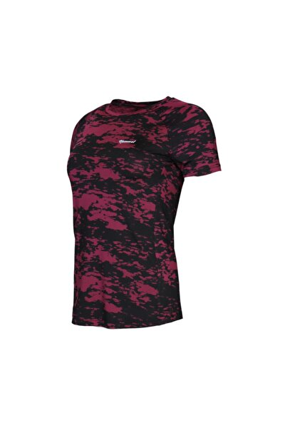 HMLNALA T-SHIRT S/S Mor Kadın T-Shirt 100580955