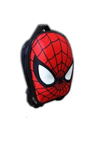 Erkek Çocuk 3d Örümcek Adam Spiderman Kreş Anaokulu Sırt Çantası