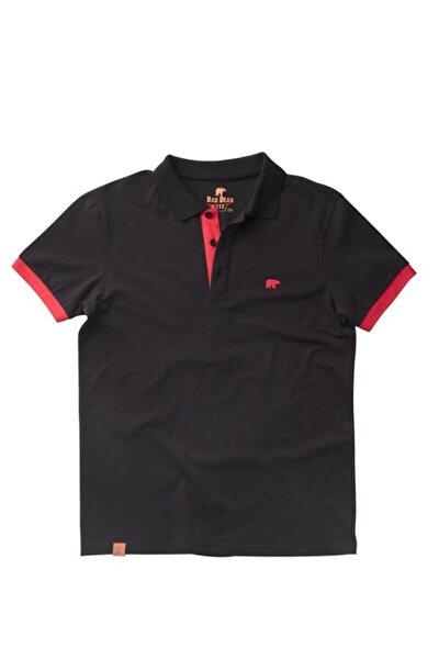 Siyah Erkek Tişört Rım Pıque Polo Nıght (19.01.07.036-c01)