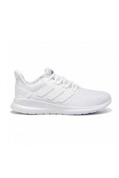 Runfalcon Beyaz Erkek Koşu Ayakkabısı - G28971