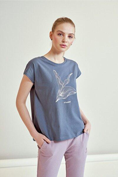 Hortencia Kısa Kollu Tişört