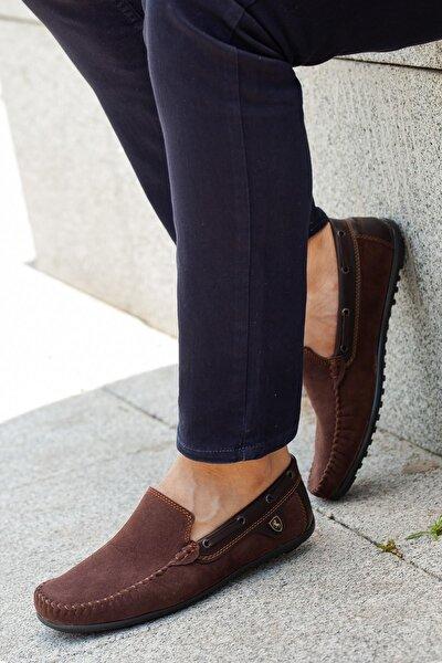 Kahverengi Erkek Casual Ayakkabı DPRMGM3474001