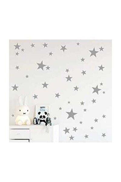 Yıldız Duvar Sticker 3-4-5 Cm 100 Adet