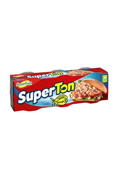 Superton Ton Balığı 3x80 Gr