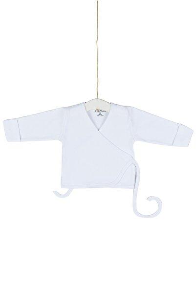 Bebek Kendinden Eldivenli Beli Kuşaklı Dış Zıbın Yeni Doğan Azz055028