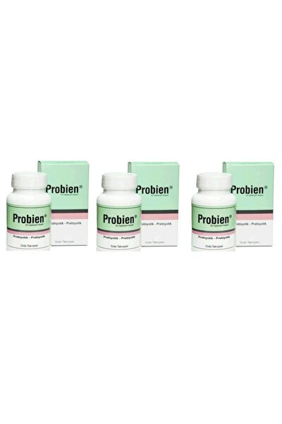 Probiyotik Prebiyotik 30 Kapsül 3 Adet 03/2022
