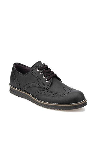 92.356617.M Siyah Erkek Klasik Ayakkabı 100413988