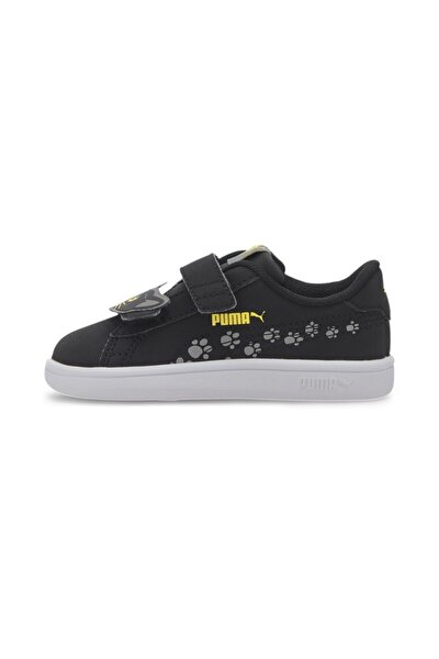 SMASH V2 ANIMALS V I Siyah Erkek Çocuk Sneaker Ayakkabı 101119307