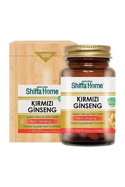 Shiffa Home Kırmızı Ginseng Tablet 120 Adet