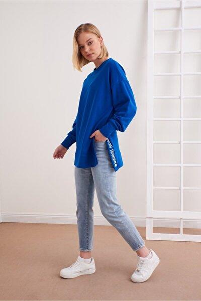 Elsa Sky Blue Denım Pantolon