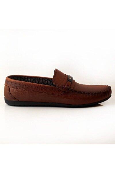 Taba Tokalı Klasik Ayakkabı