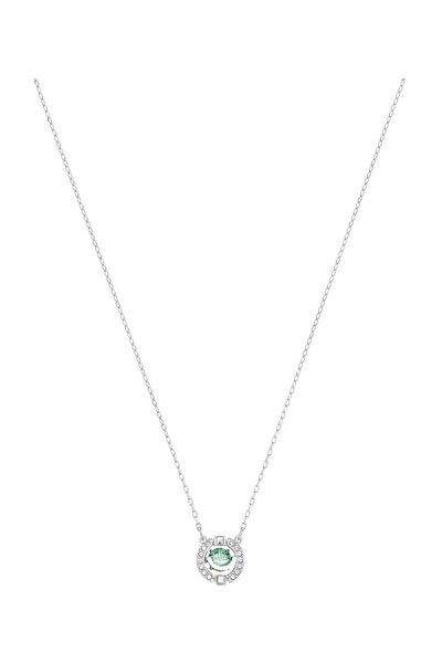 Kolye Sparkling Dc:Necklace Green Czfg/Cry/Rhs 5496308