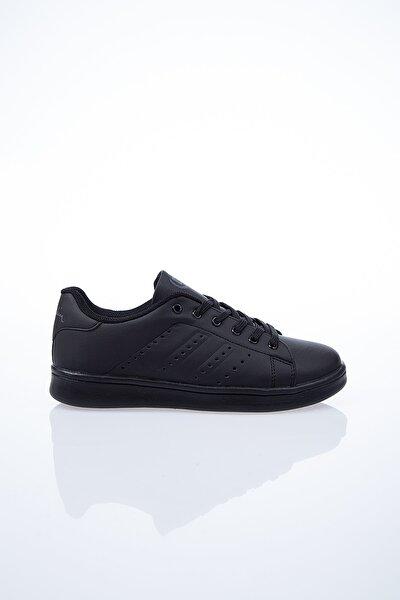 Kadın Günlük Spor Ayakkabı-Siyah PCS-10144