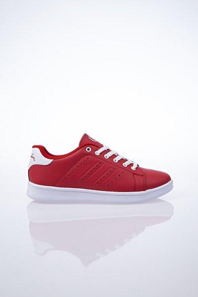 Kadın Günlük Spor Ayakkabı-Kırmızı PCS-10144