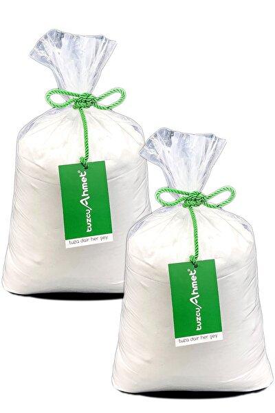 10 Kg Taş Değirmende Öğütülmüş Çankırı Kaya Tuzu Yeşil Etiket