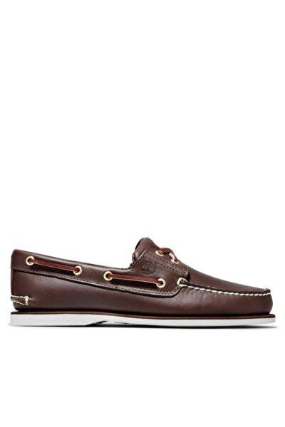 2-eye Boat Erkek Ayakkabı Kahverengi