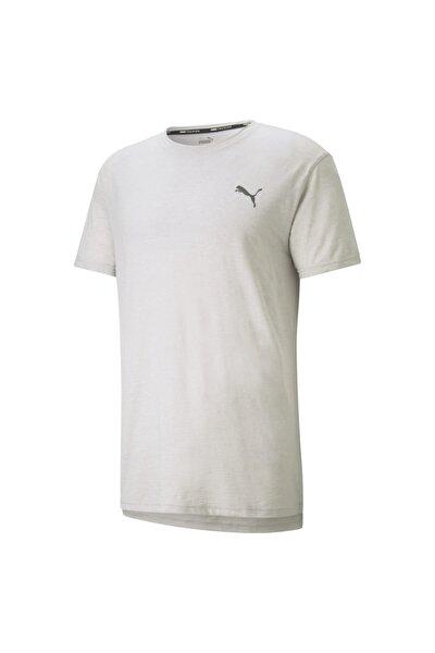 Erkek Gri Train Energy T-Shirt