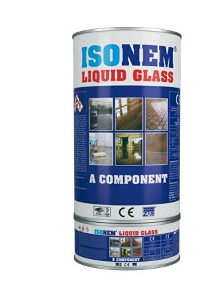 Lıquıd Glass Sıvı Cam – Şeffaf Ve Parlak Su Izolasyonu 2 Kg