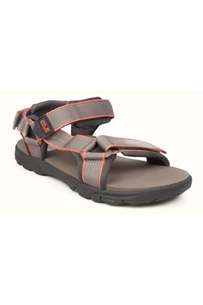 Gri Z Seven Seas 3k Kadın Sandalet 4040061