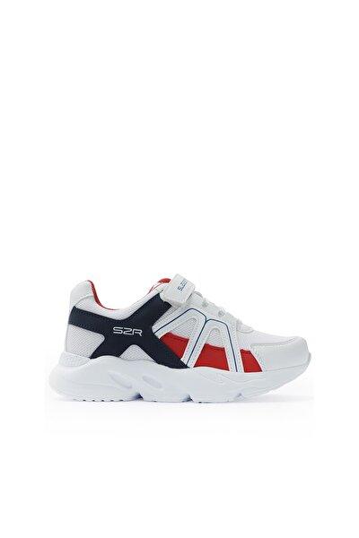 KORA Spor Çocuk Ayakkabı Beyaz SA11LF028