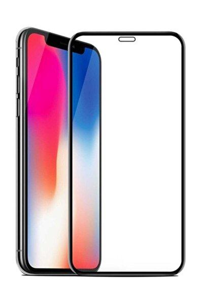 Iphone X Tam Kapatan Cam Ekran Koruyucu