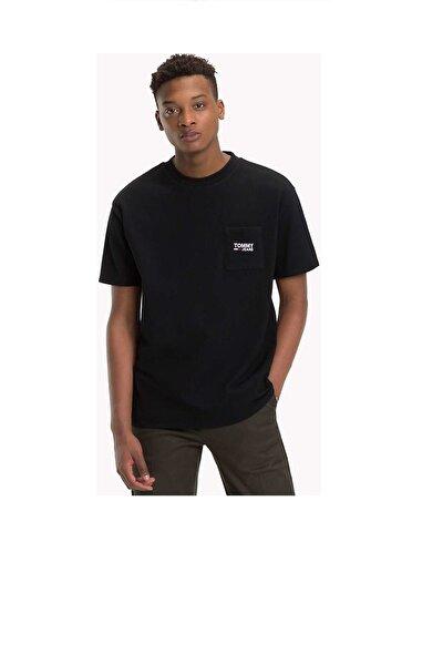 Erkek Logo Pocket T-shirt Dm0dm05084