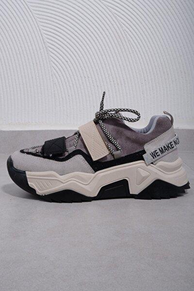 Kadın Siyah Spor Ayakkabı Buz Multi 65140