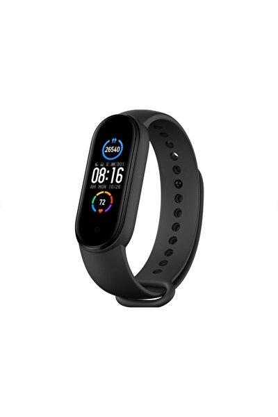 M5 Akıllı Bileklik Saat Arama Ve Mesaj Bildirim Watch Band Kalp Ritim Koşu Spor