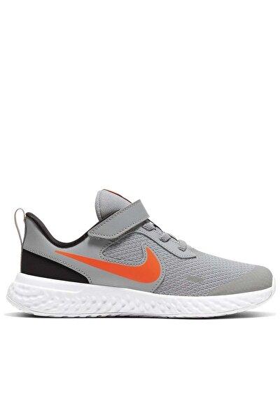 Unisex Çocuk Gri Yürüyüş Koşu Ayakkabı Bq5672-007 Revolutıon 5 Psv