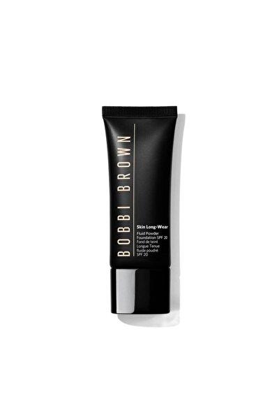 Fondöten - Skin Long-Wear Fluid Powder Foundation Spf 20 Ivory (C-024) 40 ml 716170241432