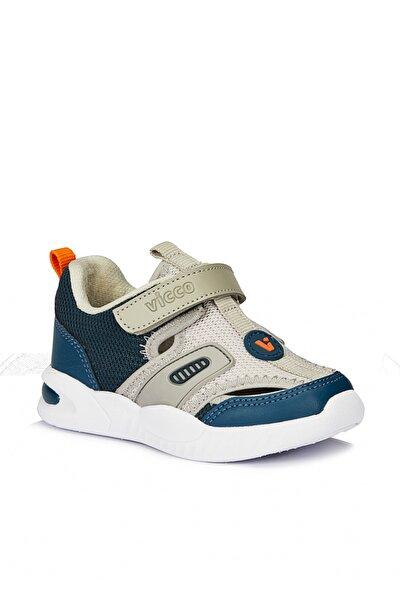 Luca Erkek Bebe Gri Spor Ayakkabı