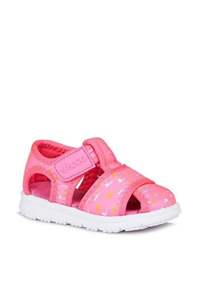 Bumba Kız Çocuk Fuşya Sandalet