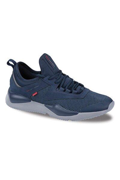 Erkek Lacivert Sneaker - 24094