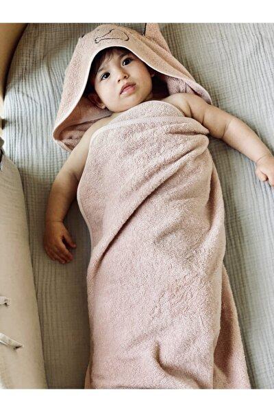 Organik Pamuk Bebek Kundak Havlu
