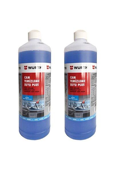 2x Konsantre Antifrizli Cam Temizleme Suyu Plus 1000 ml