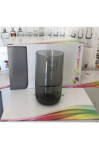 420805 Iconic Kokteyl Meşrubat Su Bardağı - 6 Adet