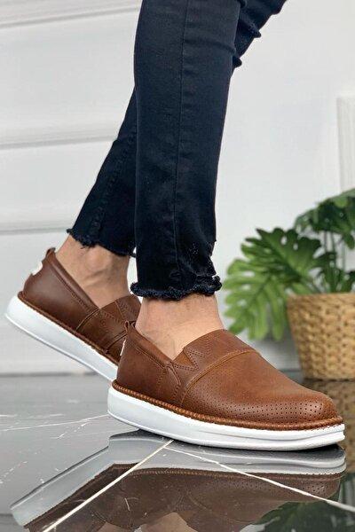 Ch091 Bt Erkek Ayakkabı Taba