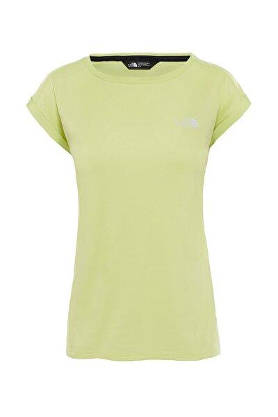 W TANKEN Yeşil Kadın T-Shirt 100523685