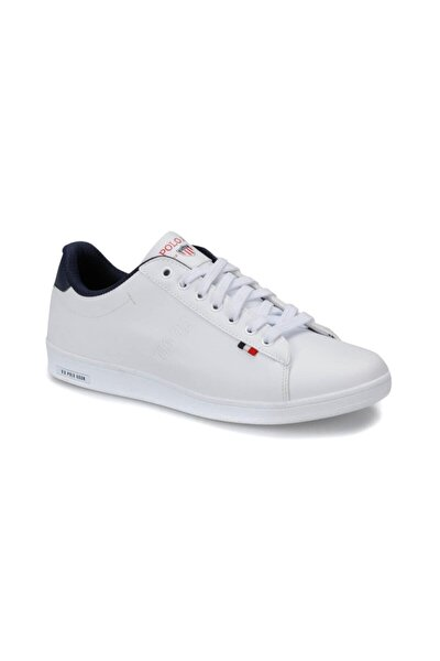 Assn. Franco Beyaz Günlük Erkek Spor Ayakkabı