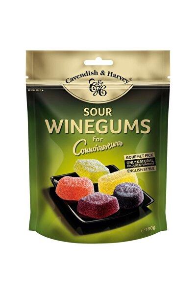 Winegums For Connoisseurs Sour 180g