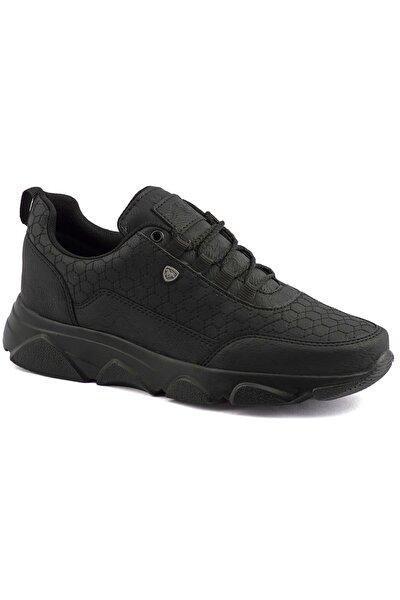 005 Siyah Siyah Erkek Spor Ayakkabı